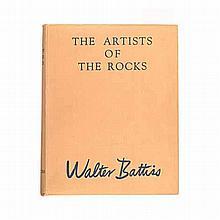 Battiss, W. W. THE ARTISTS OF THE ROCKS Red Fawn Press, Pretoria, 1948, fir