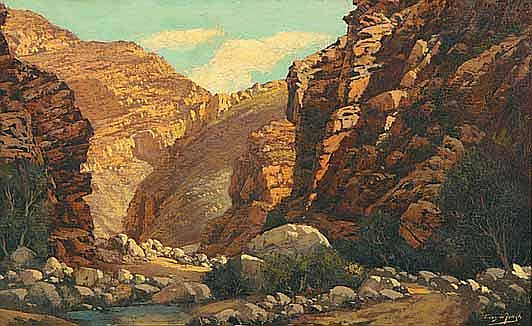 Tinus (Marthinus Johannes) de Jongh (South African