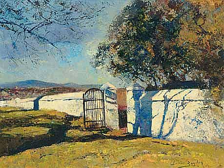 Errol Stephen Boyley (South African 1918-2007)
