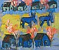 Frans Martin Claerhout (South African 1919-2006), Frans Claerhout, Click for value