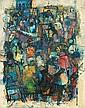 Ephraim Mojalefa Ngatane (South African 1938-1971), Ephraim Ngatane, Click for value