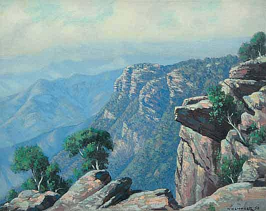 Willem Hermanus Coetzer (South African 1900-1983)