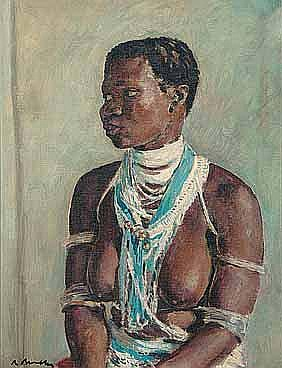 Robert Broadley (South African 1908-1988) AN