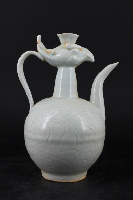 Chinese Song Porcelain Yingqing Teapot
