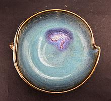 Chinese Porcelain Jun Yao Plate