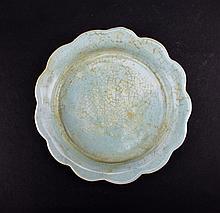 Chinese Porcelain RuYao Plate