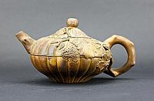 Old Chinese ZiSha TeaPot