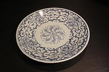 Set of Chinese Blue&White; Plate