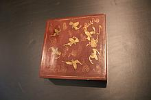 Set of Old Chinese Wooden Box