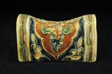Chinese Tang Ceramic Pillow