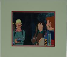 Original hand painted Animation Cel