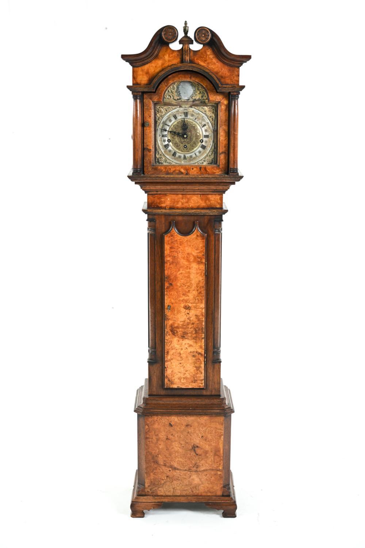JOHN THOMPSON LONDON CLOCK