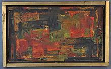 MASON WELLS (AMERICAN 1906 - 1984)