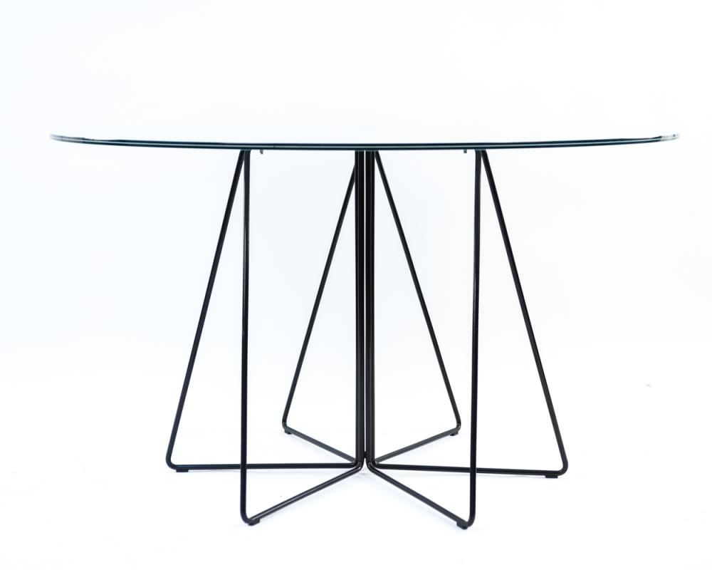 VIGNELLI FOR KNOLL PAPERCLIP TABLE