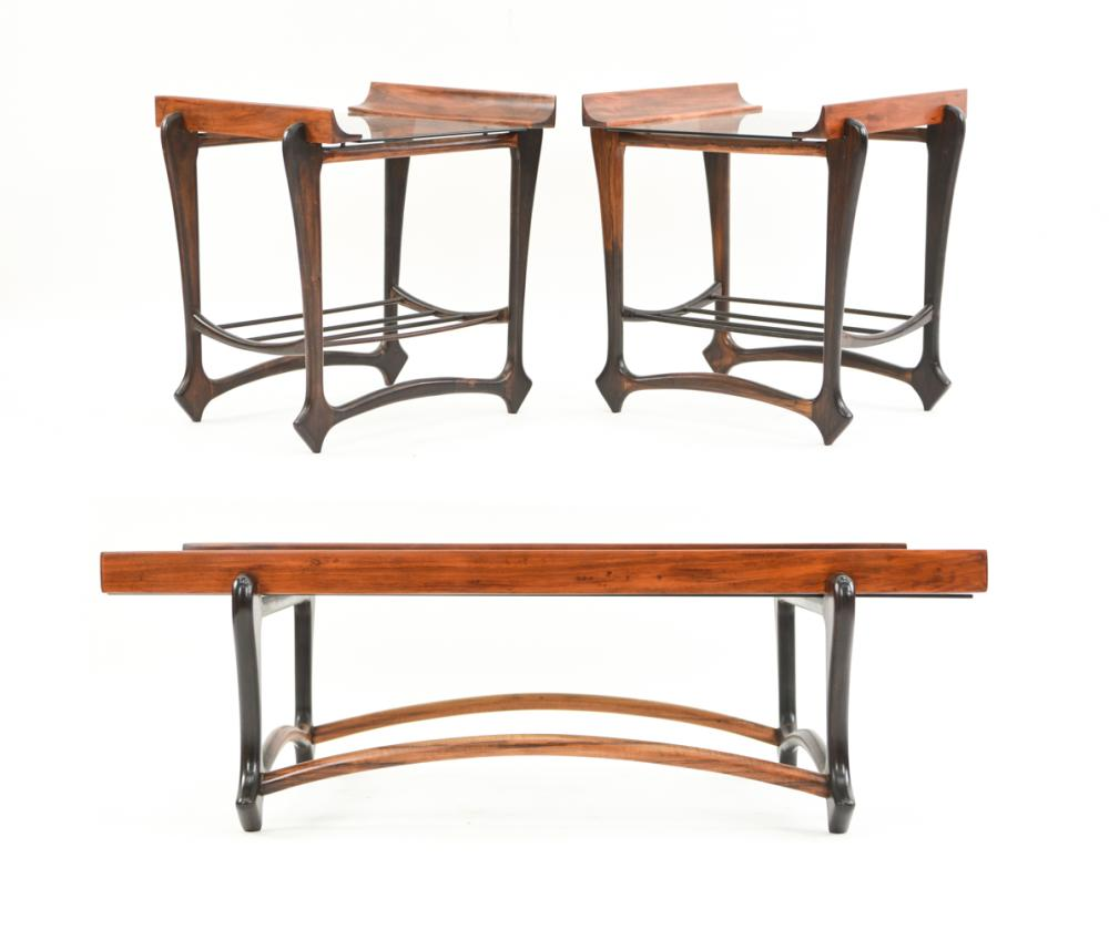 GIUSEPPE SCAPINELLI COFFEE & SIDE TABLES