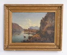 GIOVANNI BATTISTA FERRARI, ITALIAN (1829 - 1906)