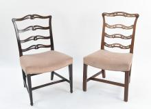 (2) SIDE CHAIRS