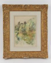 AFTER ALFRED SISLEY (FRENCH 1839-1899) DRAWING