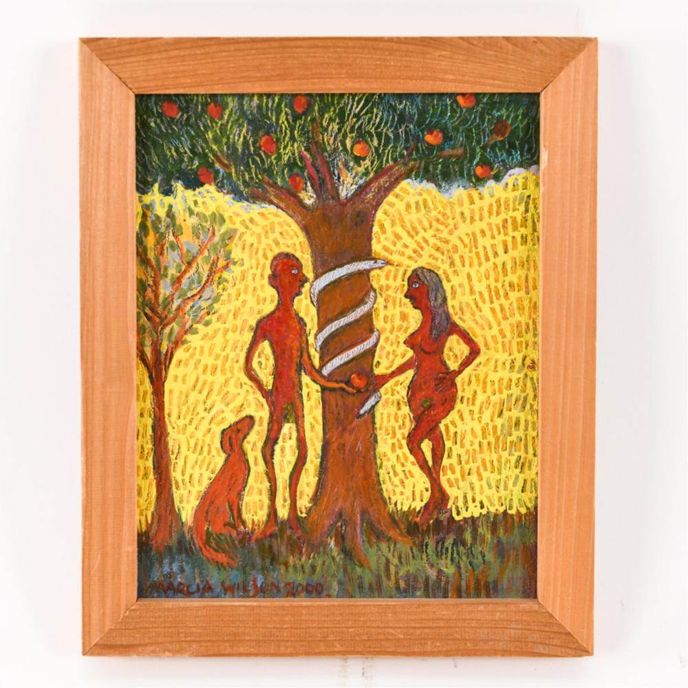 Marcia Wilson Artwork for Sale at Online Auction   Marcia