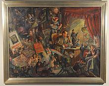 DON FREEMAN (AMERICAN 1908-1978)