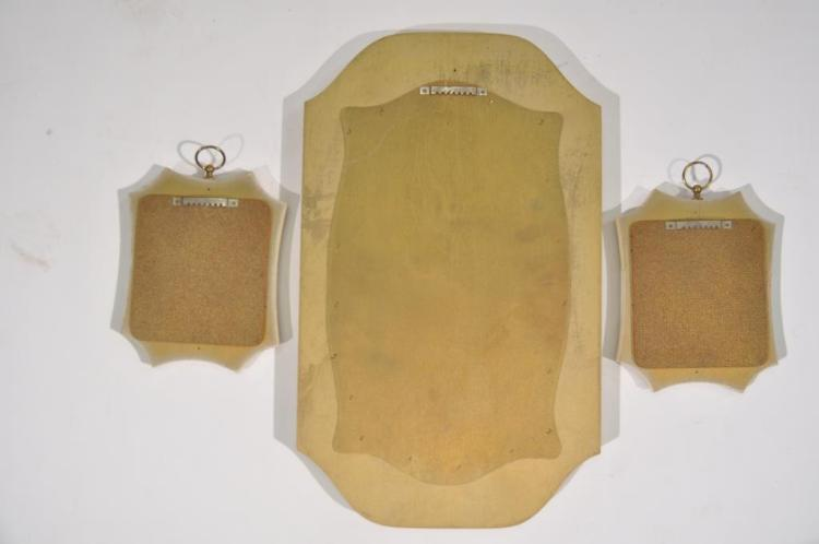 Wiinblad Tiles: BJORN WIINBLAD (ATTR) HANDPAINTED TILES