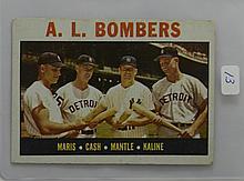 1964 Topps AL Bombers #331 VG