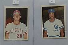 1972 Puerto Rican B. Boone (RC)  & F. Robinson