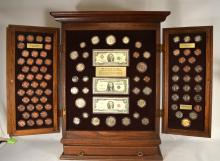 US COINS & PAPER CURRENCY COLLECTION: