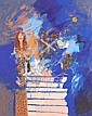 Brian Ferran HRHA PRUA (b.1940) NESS, 1981 signed, Brian Ferran, Click for value