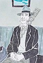 James MacIntyre RUA (b.1926) MAN IN A PUB, 1978, James (1926) MacIntyre, Click for value