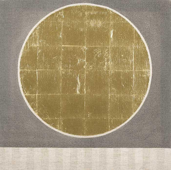 Patrick Scott HRHA (b.1921) GOLD PAINTING 11.94