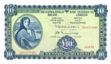 Central Bank 'Lady Lavery' and
