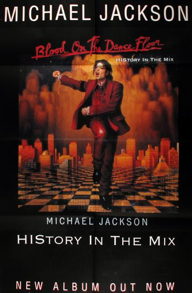 Michael Jackson Blood On The Dance Floor HIStory In M