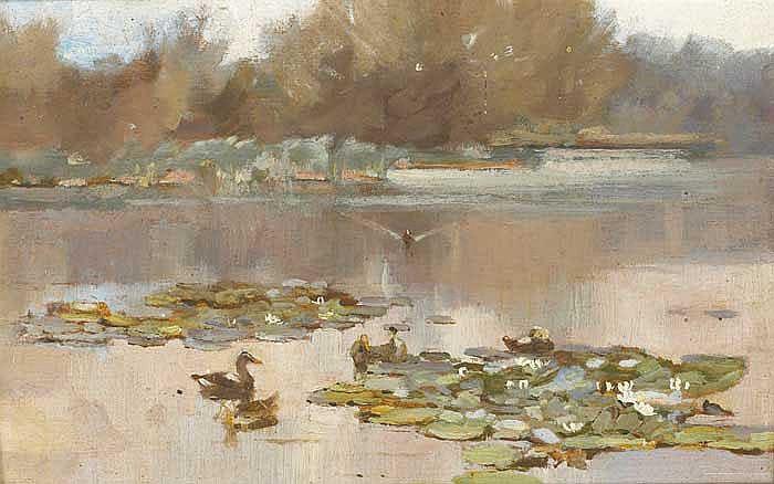Fanny Wilmot Currey WCSI (1848-1917) ABBYLEIX PARK