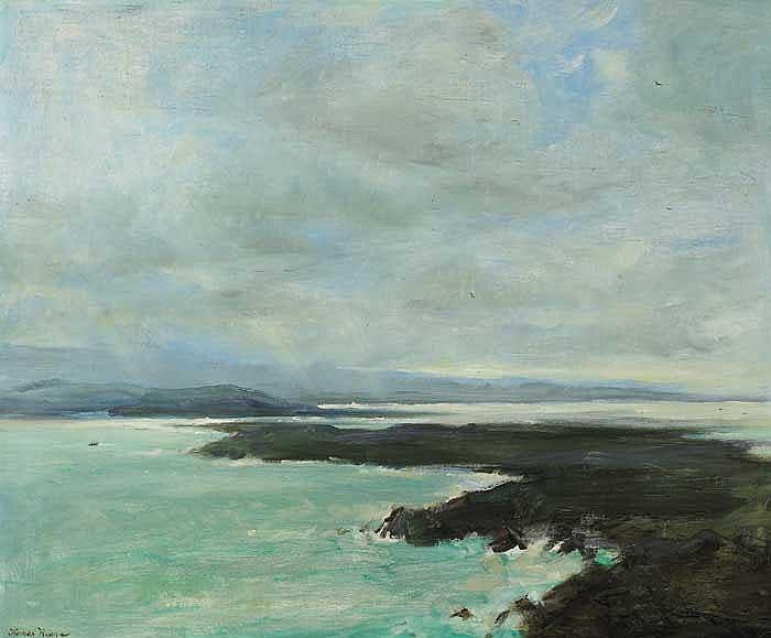 Thomas Ryan PPRHA (b.1929) WESTERN SEABOARD, 1980