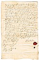 1655 (4 June) Cromwellian Soldier sells his grant of land in Ireland