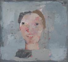 Gene Lambert RHA (b.1952) HEAD: 2