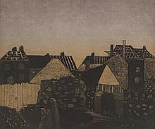 Chris Reid (b.1918) TOWARDS HOME
