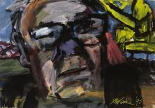 Michael Kane (b.1935) JUDGE DESMOND WINDLE, 1995