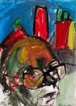 Michael Kane (b.1935) ANTHONY CRONIN, 1990