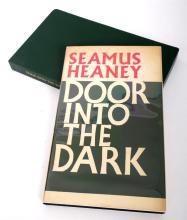 Heaney, Seamus. Door Into The Dark, first US edition.