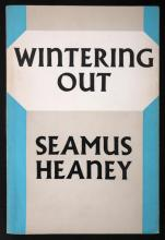 Heaney, Seamus. Wintering Out, first edition.