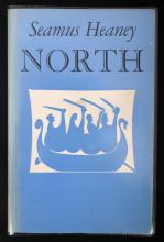 Heaney, Seamus. North, first edition.