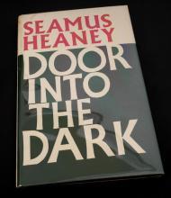 Heaney, Seamus. Door Into the Dark.