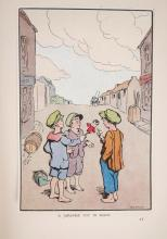 Yeats, Jack B. Life in the West of Ireland. Drawn and Painted by Jack B. Yeats.