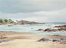 Maurice Canning Wilks RUA ARHA (1910-1984) ROCKPORT, CUSHENDUN, COUNTY ANTRIM