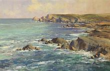 George K. Gillespie RUA (1924-1995) GLEN HEAD, GLENCOLMKILE [SIC], COUNTY DONEGAL