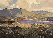 George K. Gillespie RUA (1924-1995) RENVYLE, CONNEMARA
