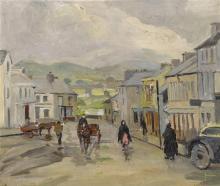 Eva Henrietta Hamilton (1876-1960) CLIFDEN, COUNTY GALWAY