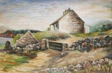 Patrick Heney ANCA PÁDRAIG PEARSE'S COTTAGE, ROS MUC, COUNTY GALWAY